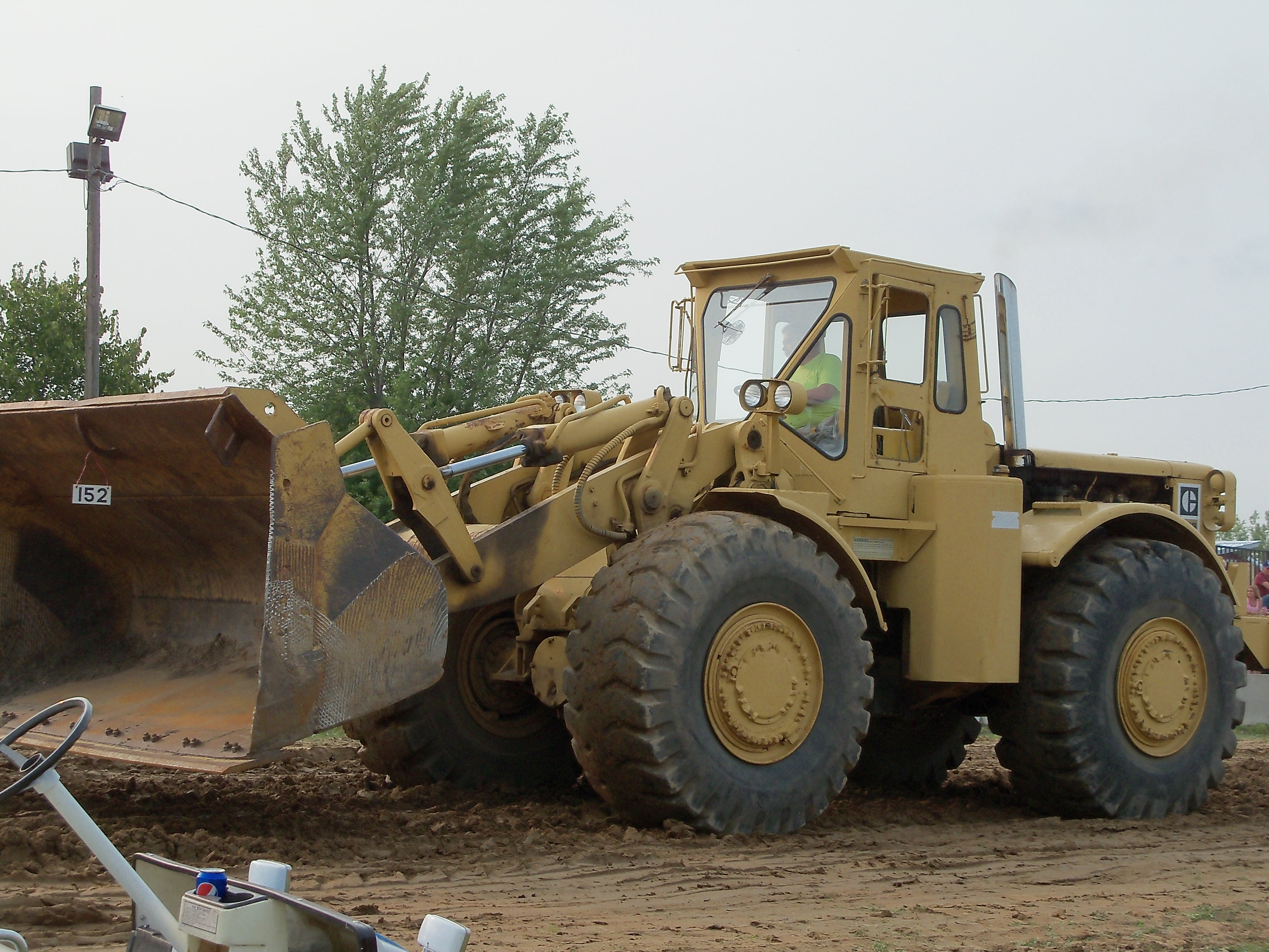 Excavation contracting equipment